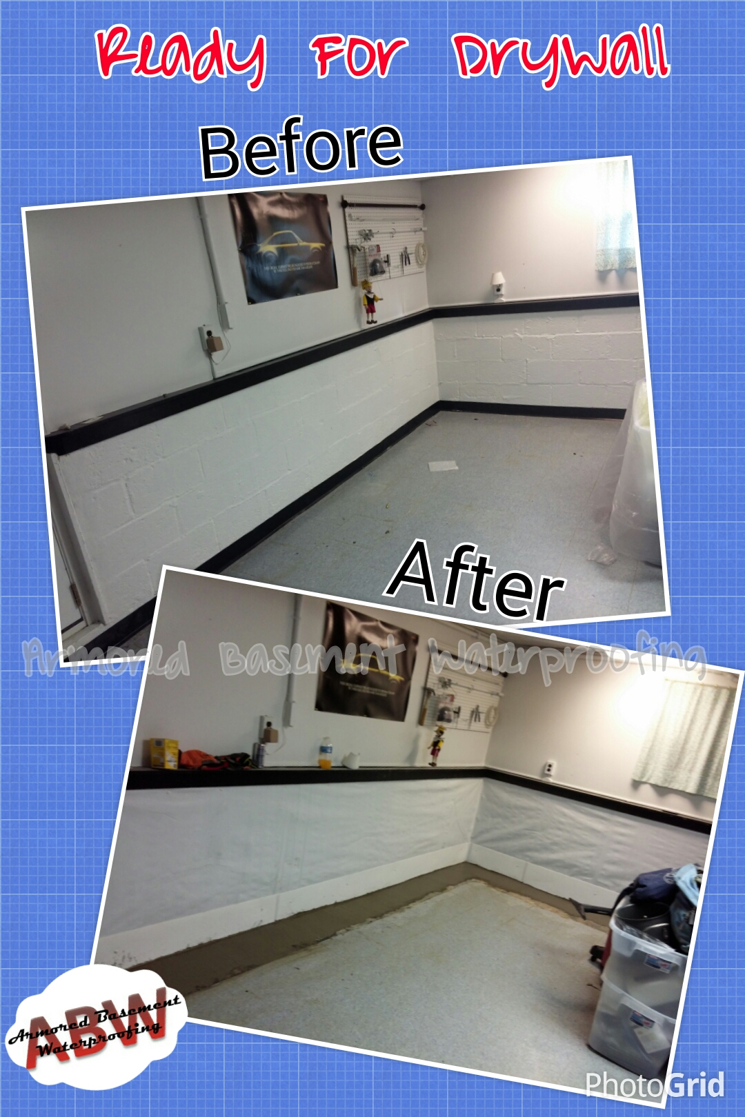 wet basement armored basement waterproofing llc