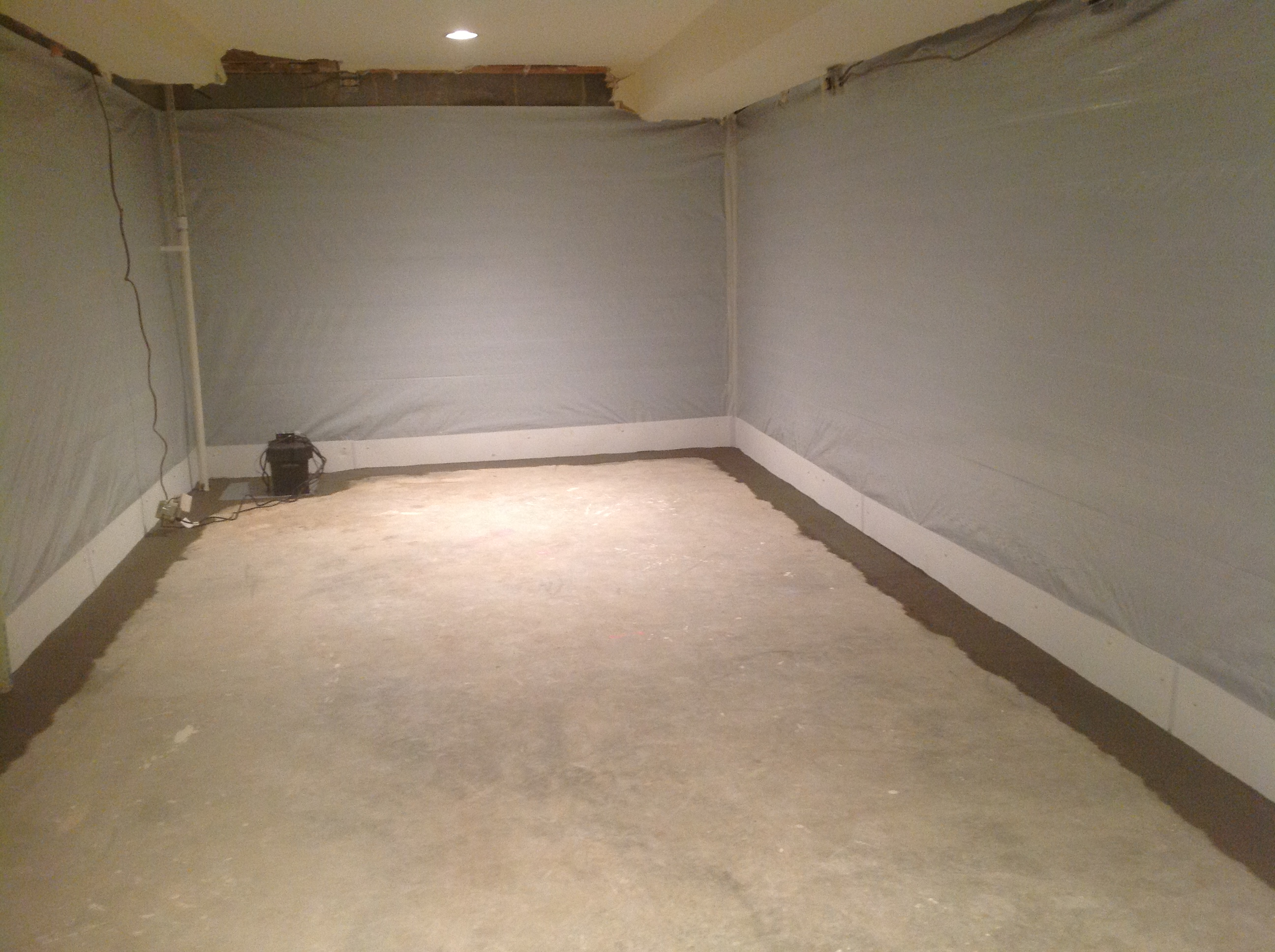 Superbe The Armored Basement Waterproofing System In Rockville U0026 Baltimore, MD