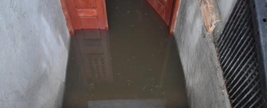 Why You Need to Call a Basement Waterproofing Company When You Have a Flooded Basement