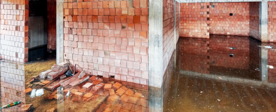 The 5 Main Methods of Exterior and Interior Basement Waterproofing