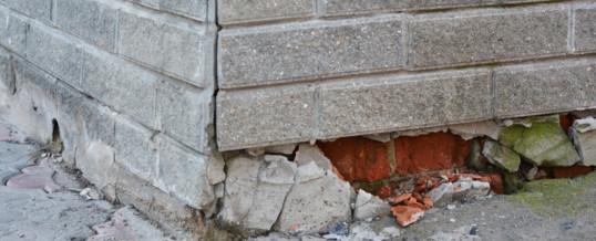 5 Telltale Signs of Home Foundation Cracks