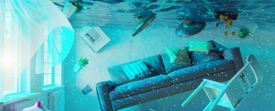Don't Ignore This Sign of Water Damage in Your Basement